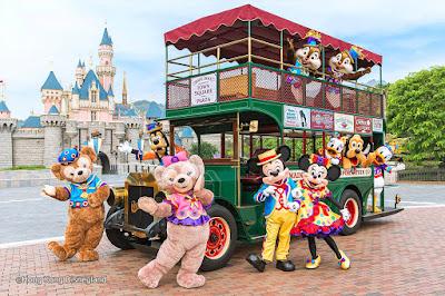 Paket Hongkong Disneyland + Shenzhen + Macau 6D 2019