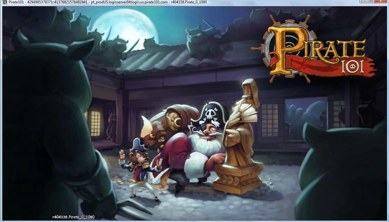 Pirate 101 login