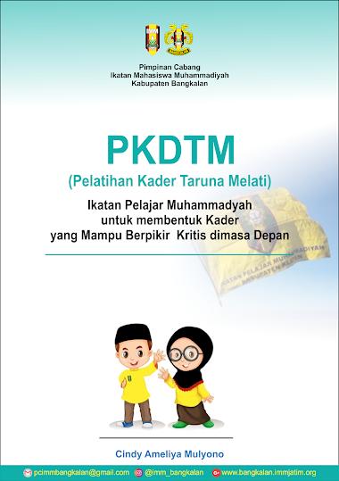 Kegiatan PKDTM Ikatan Pelajar Muhammadyah untuk membentuk Kader yang Mampu Berpikir  Kritis dimasa Depan