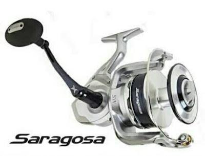 Reel Shimano Saragosa SW 6000