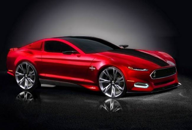 2017 Ford Mustang Mach 1 Rumors