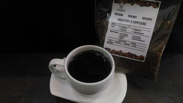 Using Ground Coffee