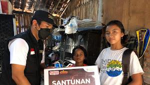 Muharram Bangkit, BMH-Pos Daí Berbagi Santunan Door to Door