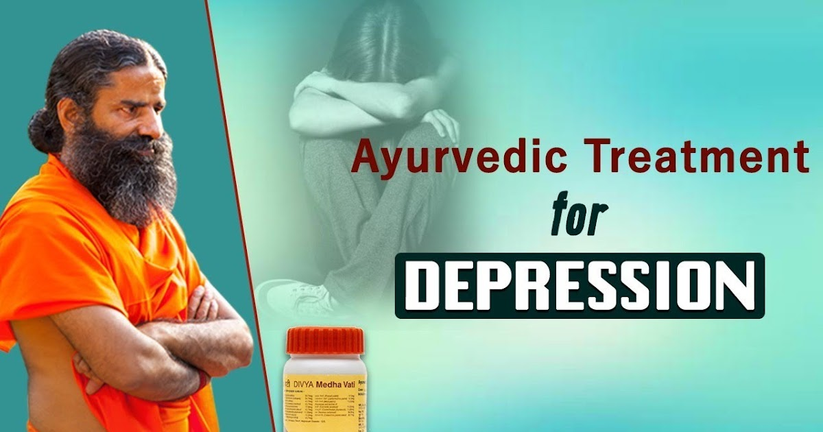 Natural Management Of Depression With Baba Ramdev Ayurvedic Medicine