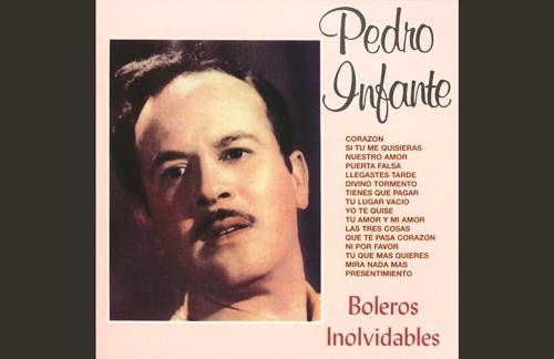 Si Tu Me Quisieras | Pedro Infante Lyrics