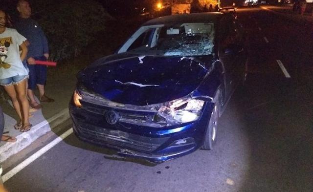 Dois acidentes automobilísticos foram  registrados em rodovias em Delmiro Gouveia, em um deles uma idosa  acabou morrendo