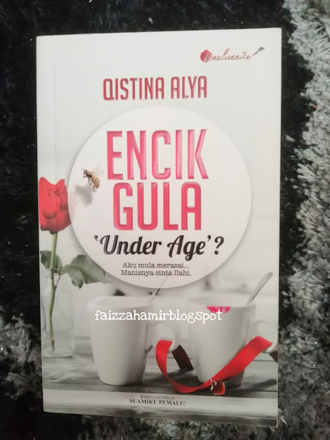 Review Novel ~ Encik Gula 'Under Age'?