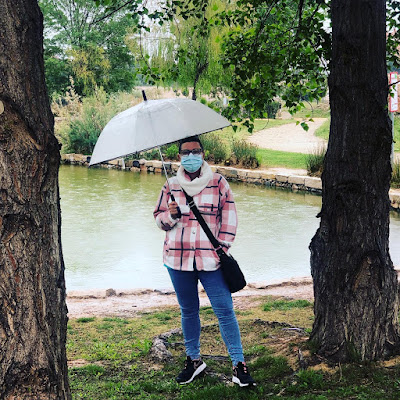 Paseo-lluvioso
