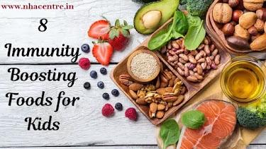 Immunity-Boosting Foods For Kids