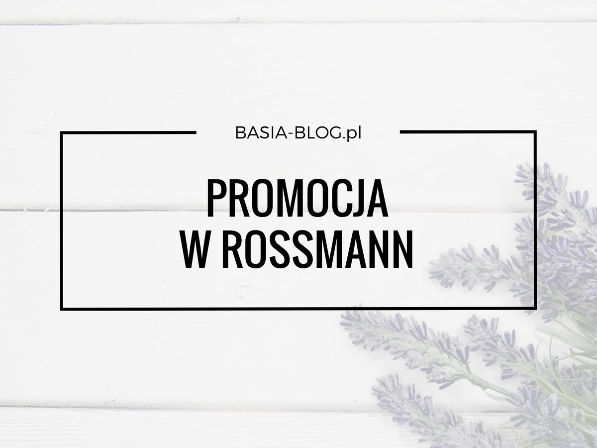 -49%/-55% na kolorówkę w Rossmannie - co kupić, co odradzam? Ciekawe nowości :)