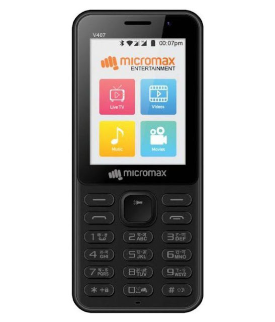 Micromax Feature Phones to Run KaiOS in Sri Lanka and Middle East