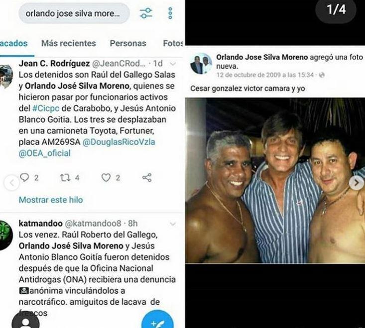 Angie Pérez acusa a Víctor Cámara de ser enchufado y de grabar novela para el régimen
