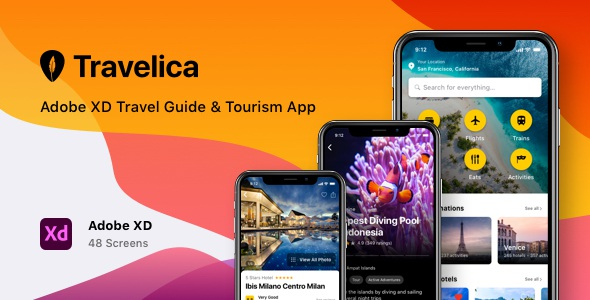 Best Travel Guide & Tourism App