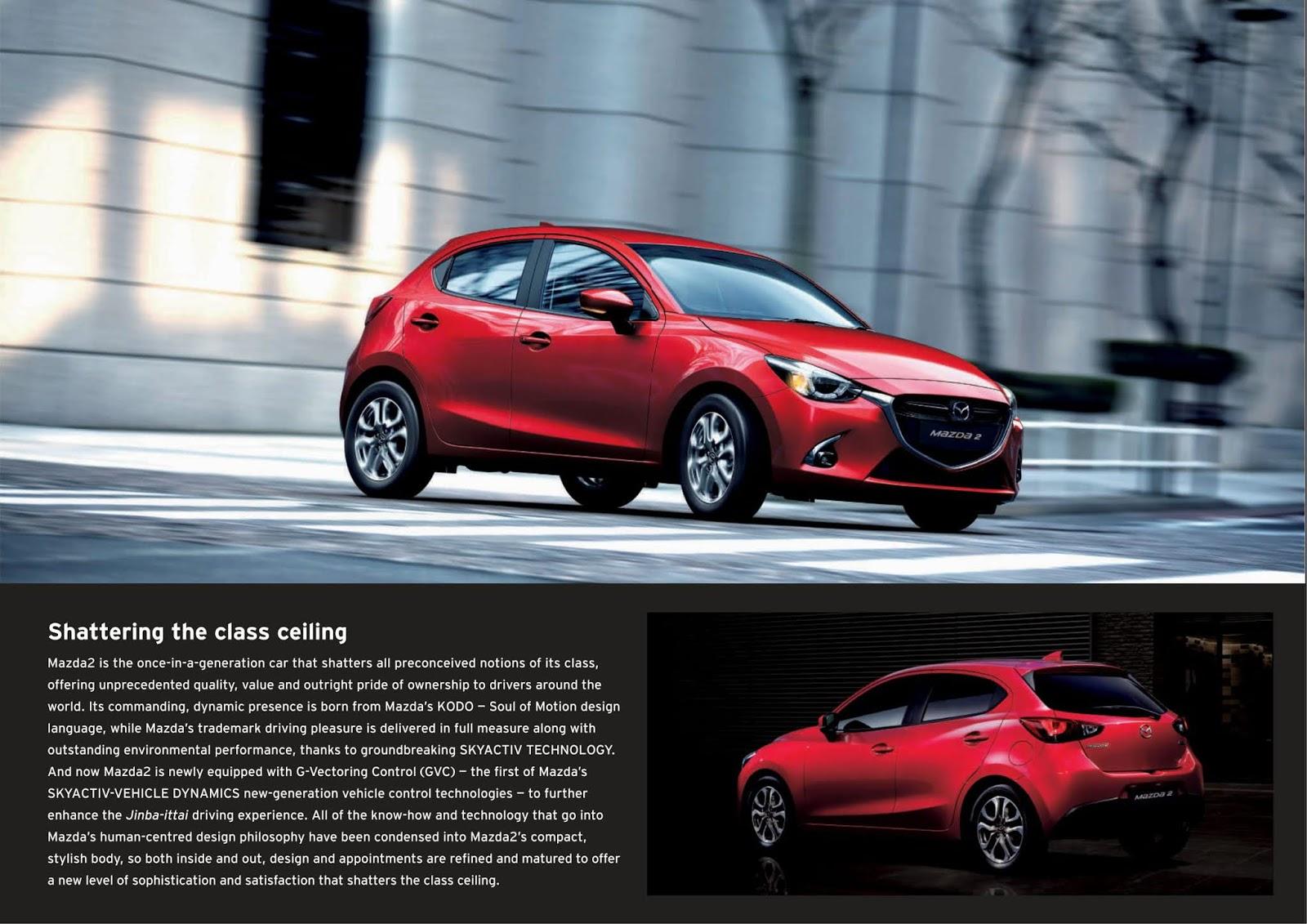 All New Mazda 2, Harga Promo Mazda 2 Bali