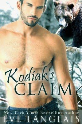Kodiak's Claim by Eve Langlais