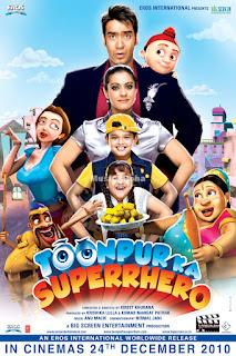 Toonpur Ka Superrhero (2010) ฮีโร่ทะลุศึกโลกการ์ตูน