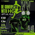 Be Confidence with HG – Virtual Run • 2021
