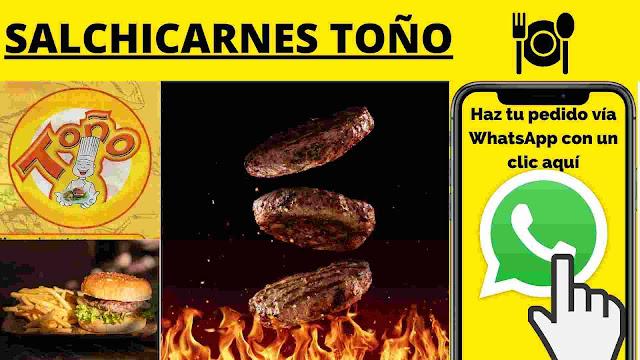 SLACHICARNES TOÑO LA PAZ