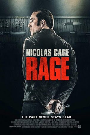 Poster Of Rage In Dual Audio Hindi English 300MB Compressed Small Size Pc Movie Free Download Only At worldfree4u.com