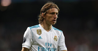 Luka Modric set to accept reduced wages to extend Real Madrid stay