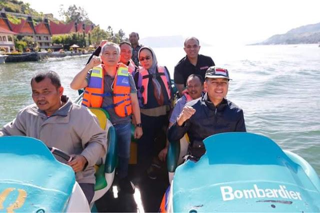 Danau Toba Anugerah Terindah di Sumatera Utara