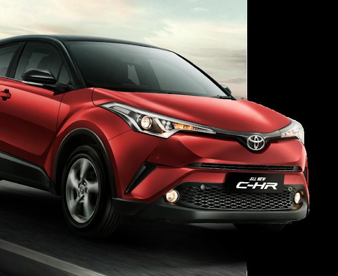 Menelusuri 5 Kekurangan Toyota CHR