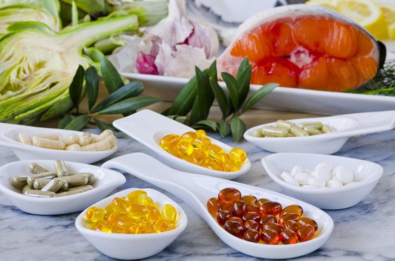 suplementasi pelengkap dalam makanan
