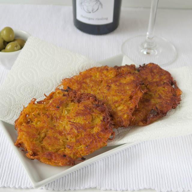 Süßkartoffelpuffer | pastasciutta.de