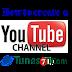 ইউটিউব চ্যানেল খুলুন মোবাইল দিয়ে।।  How to create a youtube channel using mobile.