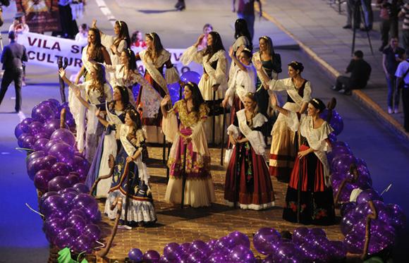 Festa da uva Caxias do Sul