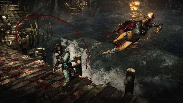 Imagem do Mortal Kombat XL