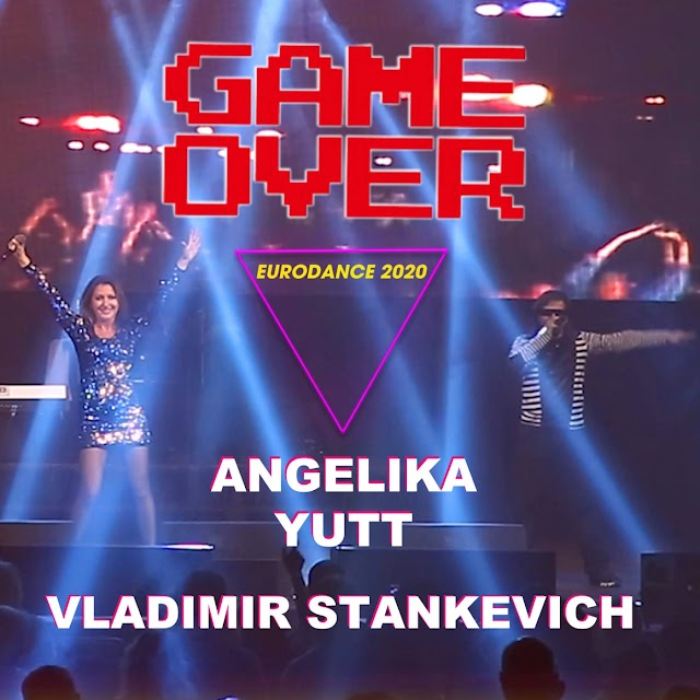 Angelika Yutt released new 90s Eurodance single Game Over featuring Vladimir Stankevich