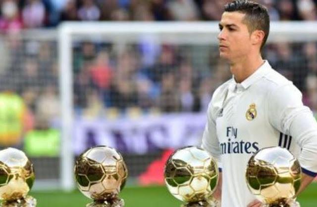 رونالدو يحصد لقب الرياضي الأكثر شعبية في العالم