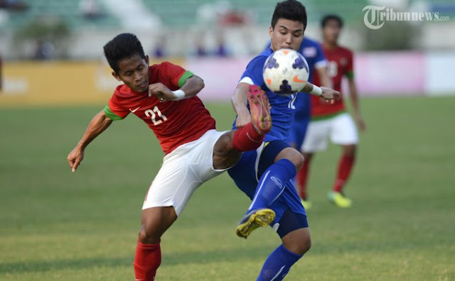 Indonesia vs VietnaIn: Andik Vermansah bilang Indonesia Harusnya Bisa Menang
