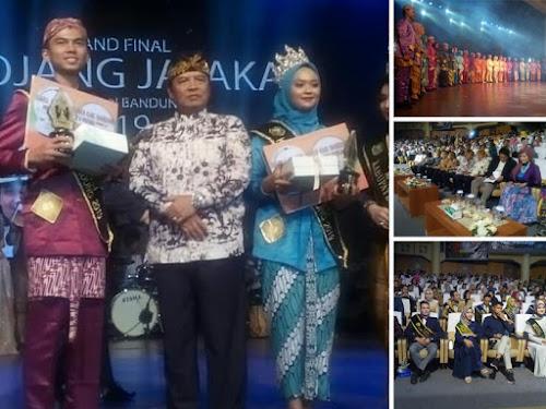 Mojang Jajaka Kabupaten Bandung 2019