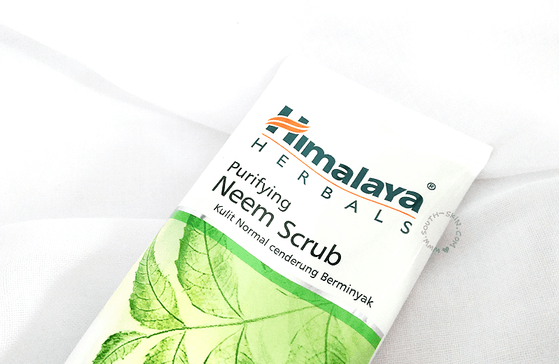 review-himalaya-herbals-purifying-neem-scrub