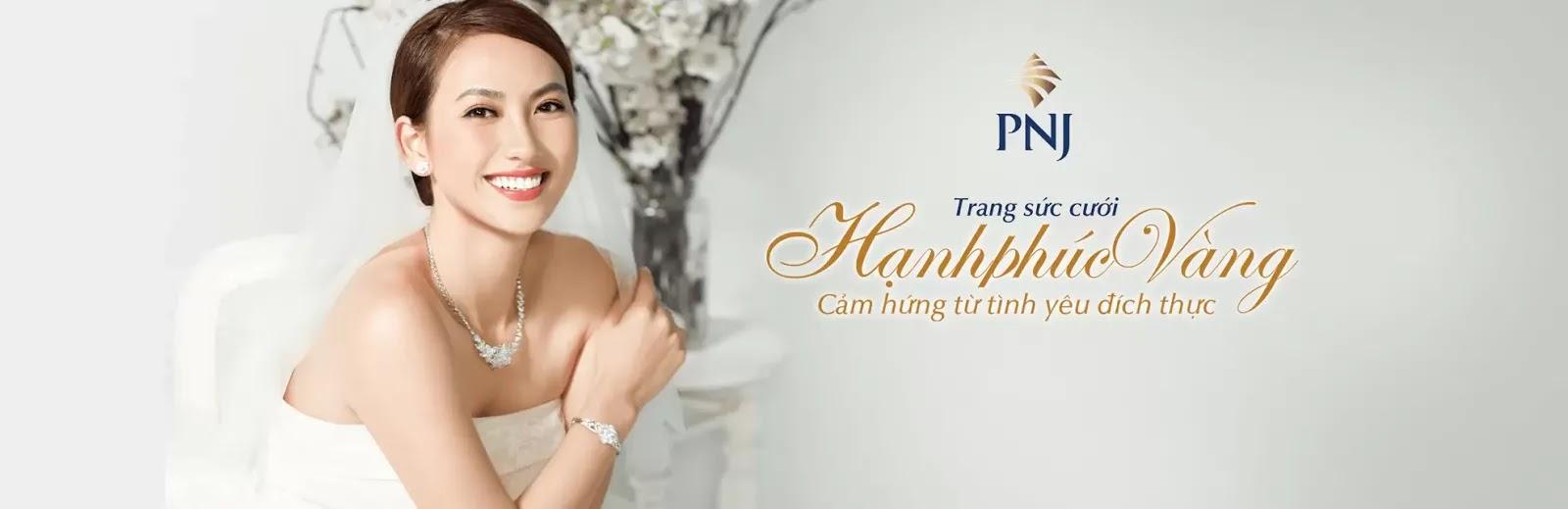 Trang sức vàng (PNJ Gold Jewellery)