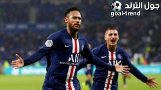 مواجهة باريس سان جيرمان امام نادي ليل في الدوري الفرنسي والقنوات الناقلة , هل يفوز ليل ؟