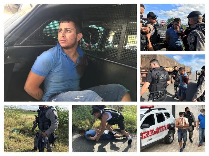 Polícia prende elemento suspeito de roubar depósito de Frutas em Cajazeiras