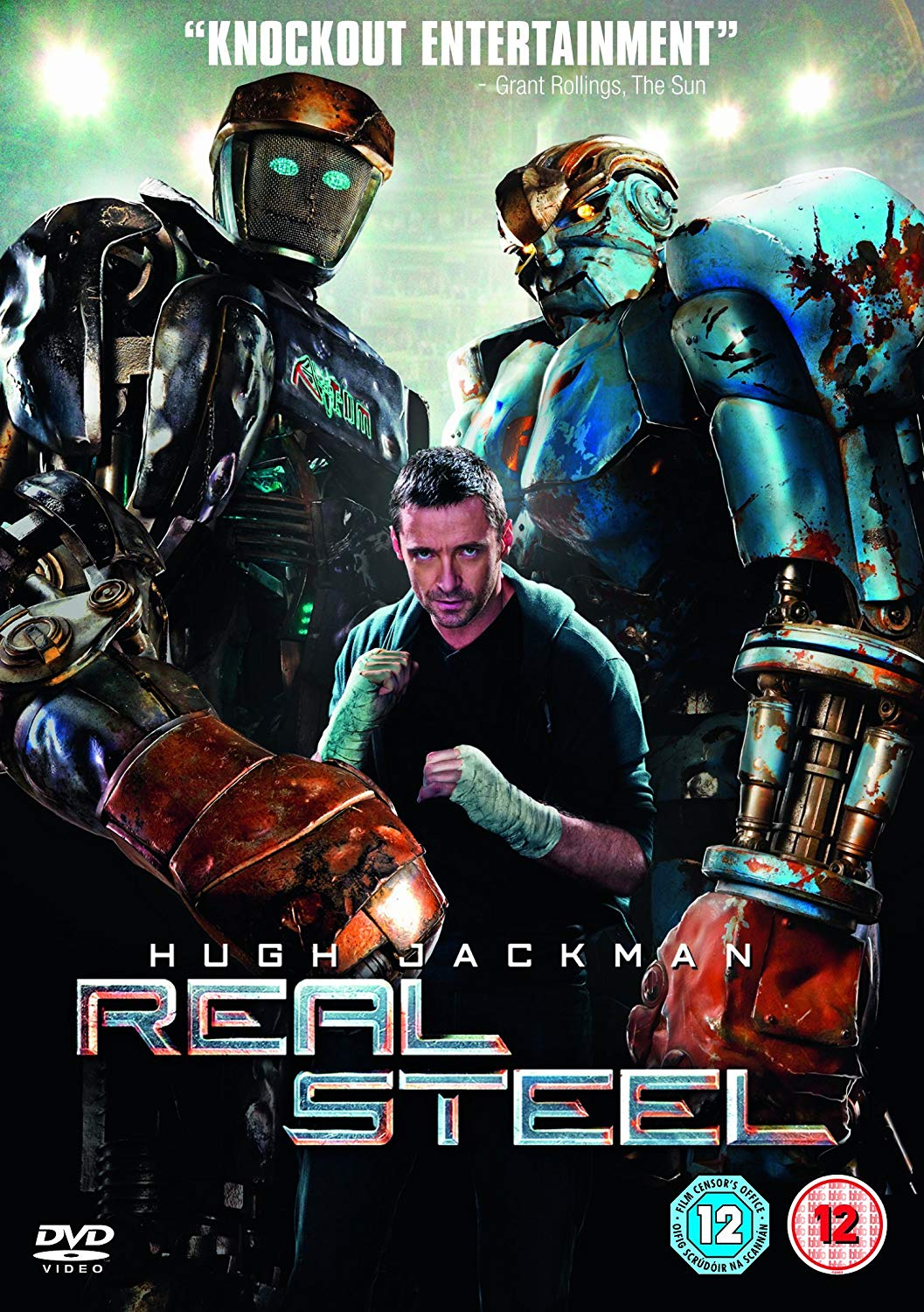 Real Steel 2011 Bluray 480p720p 1080p Subtitle Indonesia