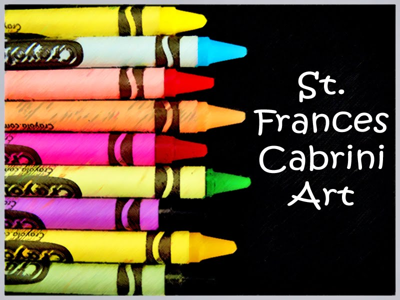St. Frances Cabrini Art