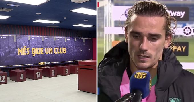 Revealed: Some Barca players 'celebrated' Griezmann's exit, '
