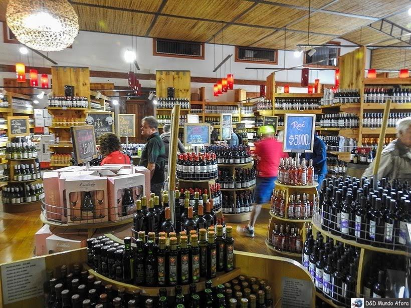 Vinícola e Restaurante Rio Tinto - kkk - Diário de Bordo Chile: 8 dias em Santiago e arredores