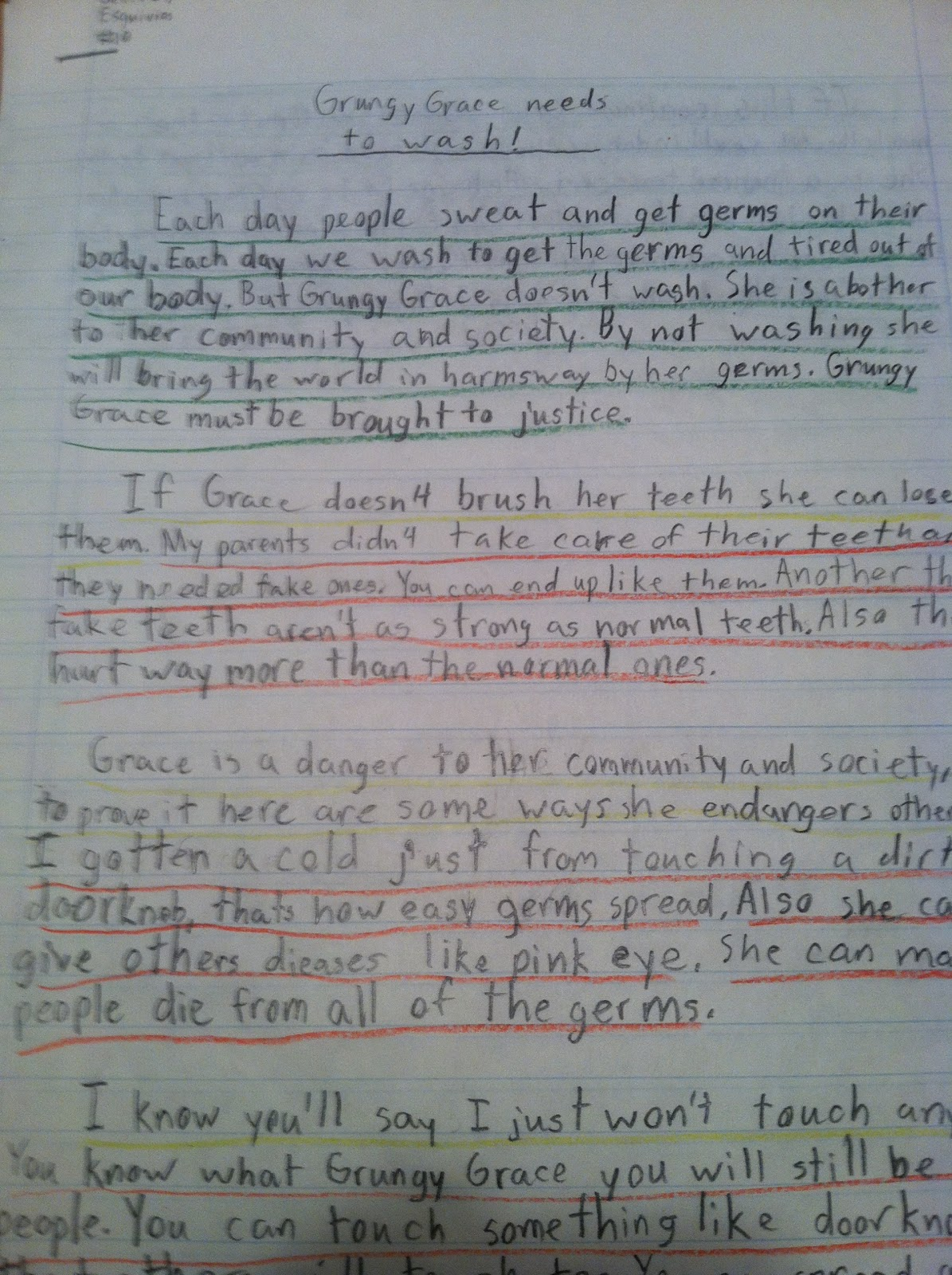 5th grade essentials teaching in room 6 essay of the month