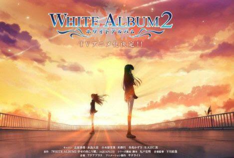 White Album 2 di Rekomendasi Anime Music - Romance Terbaik