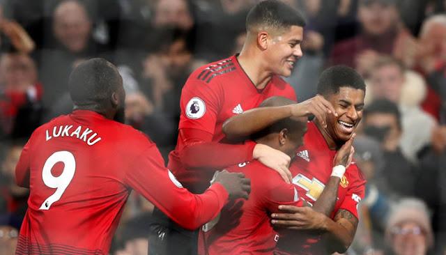 Digebuk MU 4-1 Fulham Kian Terpuruk