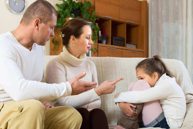 أثر الكلمة على أطفالك