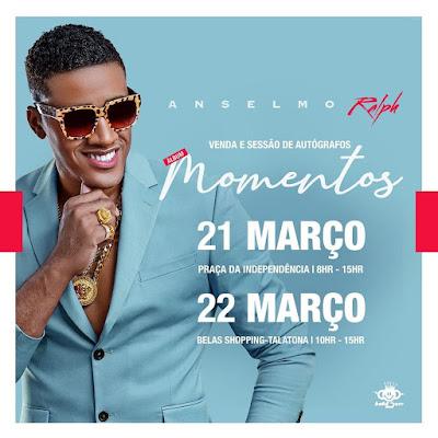 DOWNLOAD MP3: Anselmo Ralph - Momentos (Álbum) [2020]