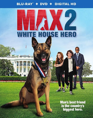 Max 2: White House Hero (2017) Full HD 1080P Latino