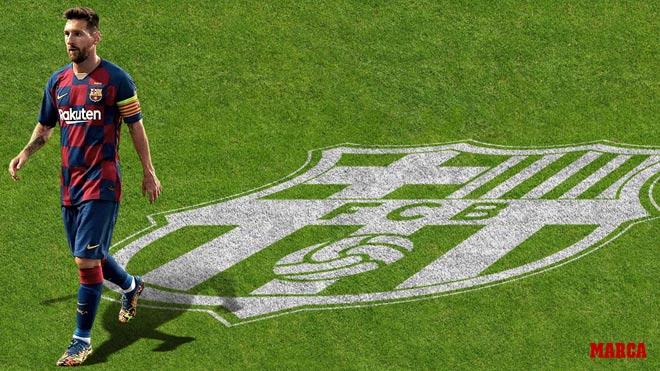 Messi gửi fax đòi rời Barca: Fan biểu tình ngoài Nou Camp, quan lớn xúc động chia tay